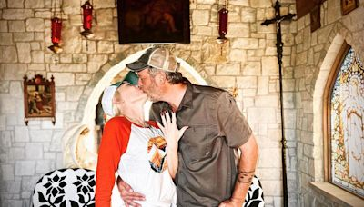 Blake Shelton Calls Meeting Fiancée Gwen Stefani the 'Greatest Thing' to Happen to Him on The Voice