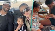 Khloé Kardashian's Daughter True Gets Manicure From Dad Tristan Thompson: 'Am I Doing A Good Job?'
