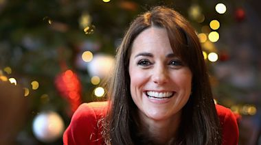 Kate Middleton and Prince William have given their home a subtle festive update