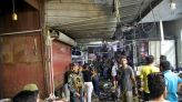 At least 31 dead in Baghdad market attack