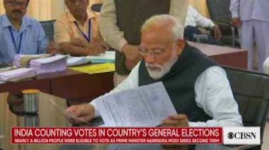 India's Narendra Modi expected to win 2nd term amid tension with Pakistan
