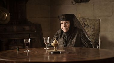 Diana Rigg Once Hilariously Stormed Off The 'Game Of Thrones' Set