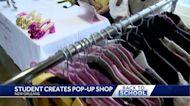 Back-to-School Pop-up Shop