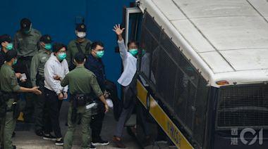 區議員辭職|譚凱邦獄中辭任 北區袁浩倫拒宣誓辭職6月生效