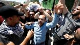 Israeli forces kill Palestinian during clashes in West Bank, officials say