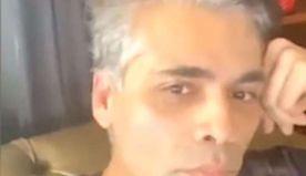 Karan Johar flaunts his grey hair in latest selfie after Varun Dhawan calls him 'Bond Villain'