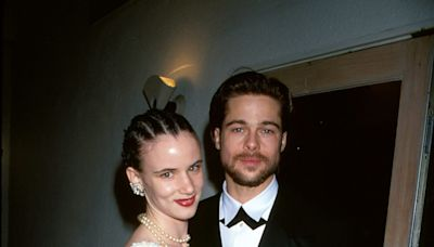 Brad Pitt Thought Starring in a Movie with Girlfriend Juliette Lewis Would Be Like a Vacation