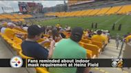 Steelers Remind Fans Of Mask Policy At Heinz Field