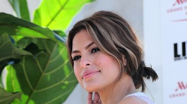 Eva Mendes' Comments About Parenting in a Pandemic Are So Relatable