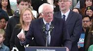 Sanders narrowly beats Buttigieg in New Hampshire