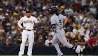 Padres lose Tatis to shoulder injury, fall 9-4 to Rockies