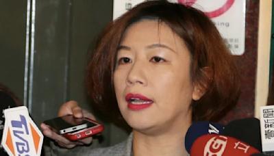 林靜儀參加中二補選 民進黨中市黨部證實「應該是」