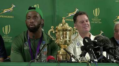 Kolisi dedicates Springboks World Cup triumph to South Africa