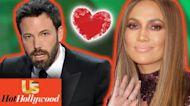 OMG! Jennifer Lopez Gets Caught 'Liking' Photo From a Bennifer Fan Account