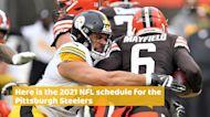 Pittsburgh Steelers 2021 NFL schedule