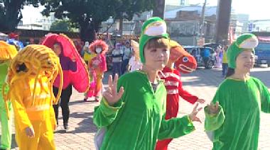高雄青年局推青高創助圓夢 協助在地少年郎傳揚陣頭文化