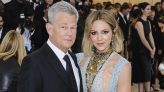 Katharine McPhee, 36, & David Foster, 71, Just Welcomed Their 1st Child Together