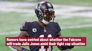 Julio Jones on future with Falcons: 'I'm out of there'