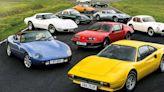 10 top glassfibre classic sports cars