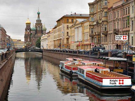 Atrações de São Petersburgo - Curso de Russo