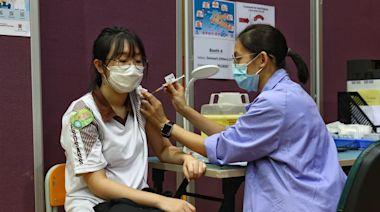 孔繁毅促延遲關閉接種中心 以提升接種率 現心肌炎個案屬預期內