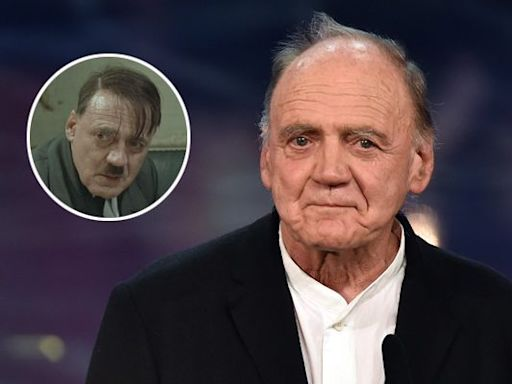 Bruno Ganz, Who Played Hitler in 'Downfall,' Dies at 77