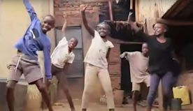 Drake Gives Masaka Kids Africana's Adorable 'Toosie Slide' His Stamp of Approval