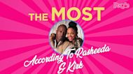 Love & Hip Hop Atlanta's Rasheeda and Kirk Frost Reveal Who They Think Lies Straight to Camera