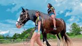 Crumpet the horse and Steel City Vaulters equestrian team relocate to Gilpin farm
