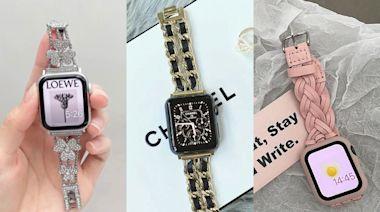 買一支抵五支!Apple Watch 錶帶5款推薦:小香同款、氣質皮革美到想全收
