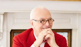 Iconic Designer Manolo Blahnik Shares His Current Inspirations