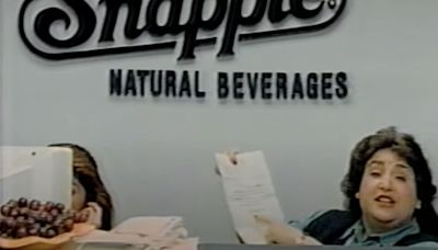 See Wendy the Snapple Lady Now, 30 Years Later.