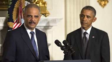 Get ready for more gerrymandering suits in NC, former Obama AG Holder says in UNC speech