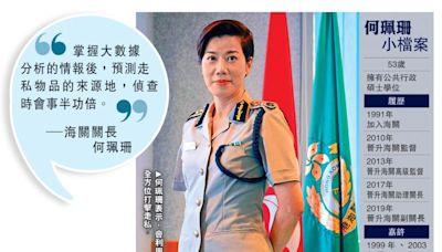 大公訪談/何珮珊:智慧海關 維護國安