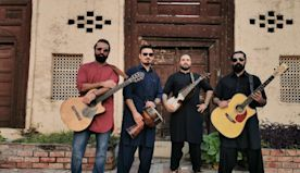 How a Pakistani folk band changed Pashtun narrative through music