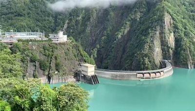 挺過乾旱危機!德基水庫升至1405公尺 達今年最高水位