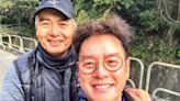 譚詠麟加入發哥行山團 試完按摩手勢開心曬靚相 - 20210115 - 娛樂