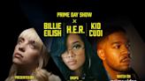 Billie Eilish, H.E.R., Kid Cudi Drop Trailer for Amazon Prime Day Performances