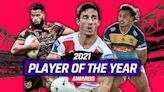 Each NRL club's Player of the Year and award winners for 2021