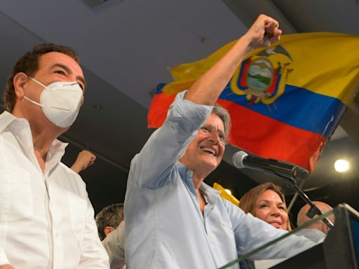 President-elect Lasso pledges 'true change' to Ecuador
