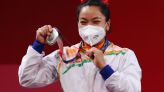 Weightlifting-Chanu's Tokyo silver earns her free movies, pizza for life