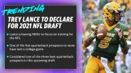 Trey Lance to declare for 2021 NFL Draft