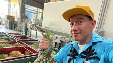 杜汶澤捐餐助萬華 在台灣找到滿足感