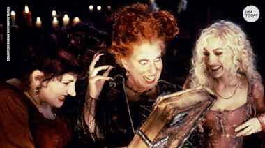 Bette Midler announces 'Hocus Pocus' reunion with Meryl Streep, Jamie Lee Curtis, more