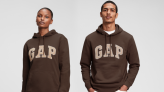 Gap to Release Vintage Brown Logo Hoodie After Viral TikTok Trend