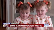 4-year-old twins reach over 1 million TikTok followers, sign with agent after viral video