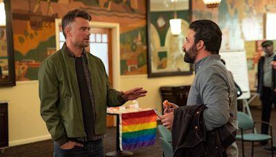 Love, Victor showrunners reveal how Josh Duhamel's season 2 cameo happened