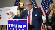 New York state court suspends Rudy Giuliani's law license