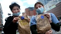 Coronavirus in Massachusetts: Free meals delivered to front-line health care workers