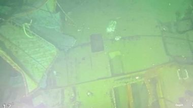 潛艦失事 印尼海軍研判內孤立波巨力拽艇入深水